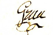 Signature Grau THomas (1774-1836)
